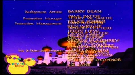The Greatest American Ending End Credits Disney Www Pixshark Images Galleries With A Bite