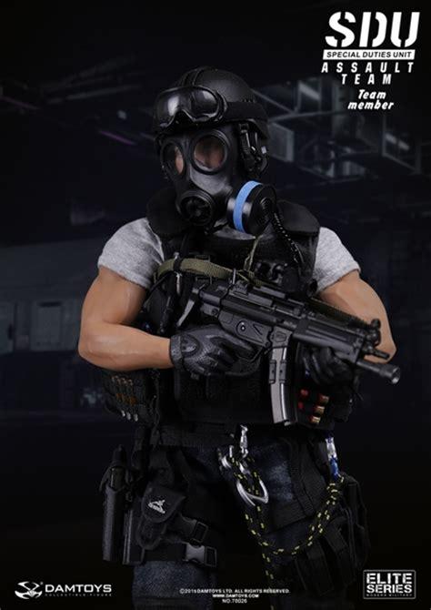 Dam Toys Sdu Shirt sdu special duties unit assault member dam toys 78026