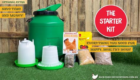 Backyard Chickens Starter Kit The Mansion Walk In Chicken Coop Designed In Australia
