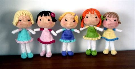 cute doll pattern love to do this with scraps from baby do it yourself diy crochet tips and crafts for your