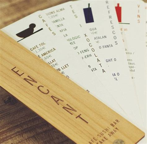 sushi fan cafe menu 21 inspiring menu designs menu design and