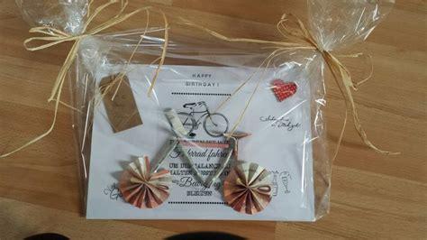 geldgeschenk fahrrad geschenke geldgeschenk fahrrad