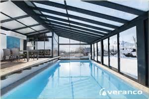 veranda piscine a jean d illac pose et achat