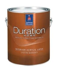 duration home 174 interior acrylic paint homeowners