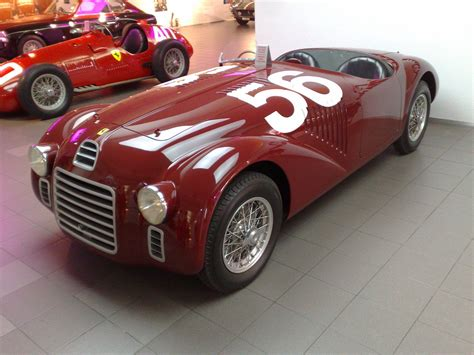 first ferrari ever made ferrari 125 s wikipedia