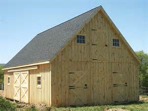 Barn Designs 153 Pole Barn Plans And Designs That You Can Actually Build