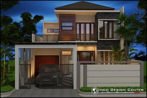 desain rumah minimalis jakarta gambar rumah minimalis modern jasa desain rumah jakarta