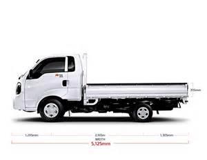 Kia Trucks K2700 Specs Commercial Truck Kia Motors Philippines