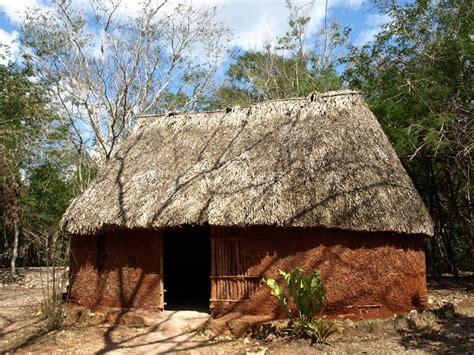 mayas house habitatio n 233 pi maja h 225 z traditional mayan house