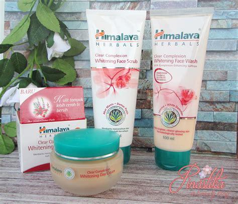 Shoo Himalaya Di Malaysia pinastika himalaya herbals clear complexion whitening series review