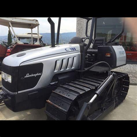 Lamborghini Crawler Tractor Lamborghini Crawler Tractors Prove Supercar Makers Could