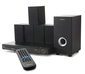 craig electronics 5 1 channel home theater system with dvd
