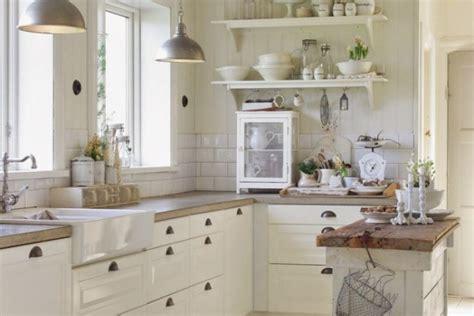 cucina shabby cucina shabby chic ecco 15 idee per arredarla con gusto