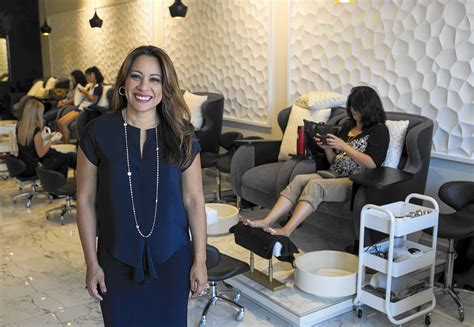 polished perfect nail salons expand  staying true