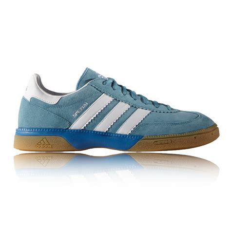 Adidas Handball Spezial Blue White adidas handball spezial mens white blue indoor handball