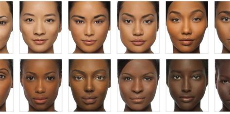 melanin skin color why do different skin color
