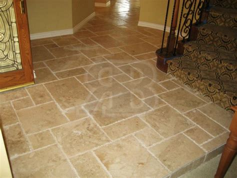 installing french pattern travertine tiles travertine versailles pattern french pattern layout and