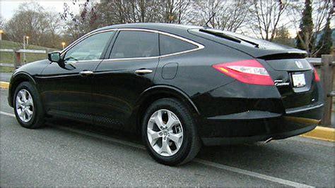 2010 honda crosstour ex l 4wd review editor's review   car