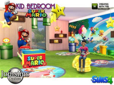 mario bedroom jomsims mario bedroom