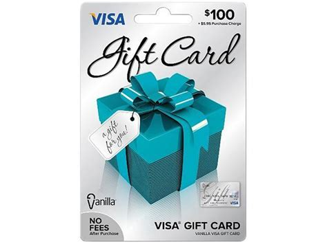 Can Visa Gift Cards Be Used Online Internationally - visa 100 gift card newegg com