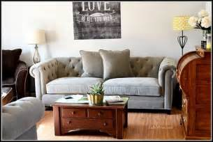 Martha Stewart Futon by Martha Stewart Fabric Sofa Saybridge Sofa Home