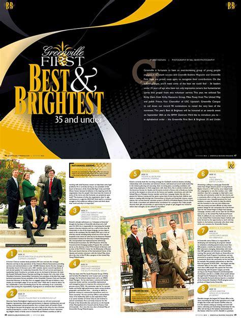 business magazine layout design magazine layout design 4 on behance