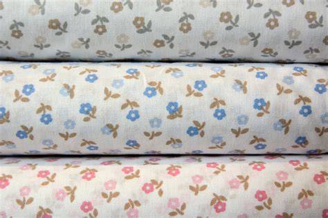 fiori cotone tessuto cotone a fiori