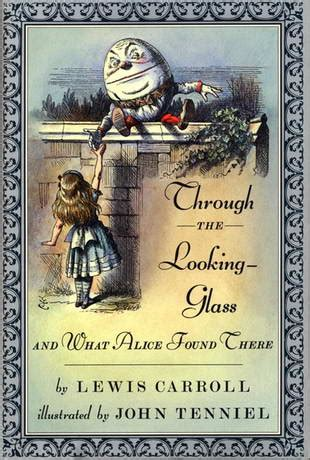 through the looking glass lewis carroll 1001bookstoreadbeforeyoudie