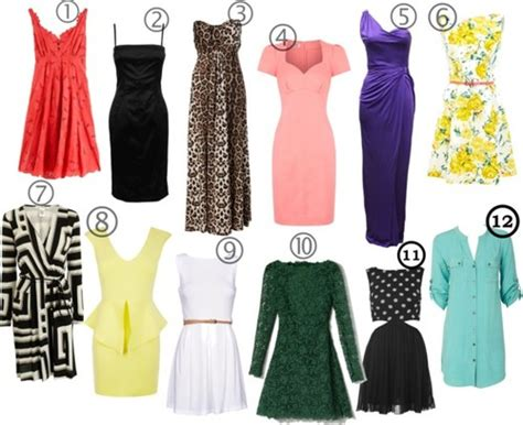 Wardrobe Dress by Types Of Dresses Every Needs In Wardrobe