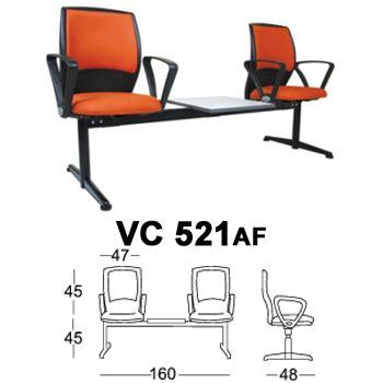 Kursi Tunggu Futura kursi tunggu chairman type vc 521 af daftar harga
