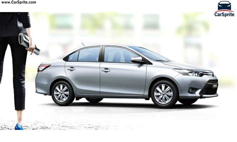 Toyota Yaris Sedan Length Toyota Yaris Sedan 2017 Prices And Specifications In