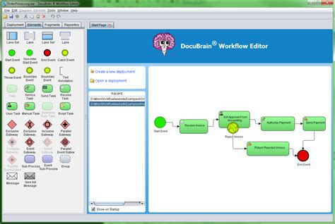 feature editing workflow docubrain workflow editor docubrain