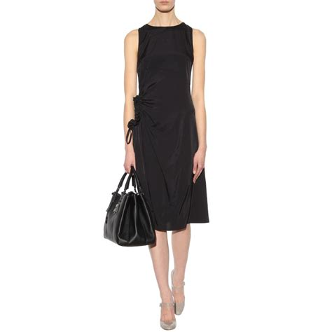 Vumeta Dress 1 bottega veneta embellished dress in black lyst