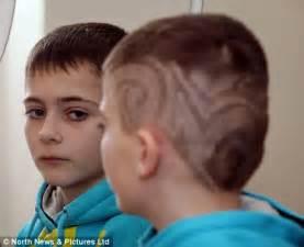10 year boy hair cuts 10 year old chool boy suspended fod his cool haircut