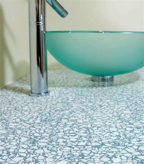 Recycled Glass Countertops Dallas by Why Series Why Recycled Glass By Amanda Robinson