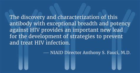hivaids nih national institute of allergy and nih scientists identify potent antibody that neutralizes