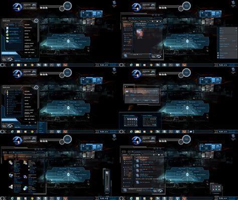 themes for windows 7 download 2014 black xux windows 7 theme