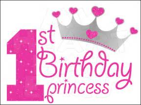 1st Happy Birthday Quotes Happy 1st Birthday Princess Quotes Messages Poems Images