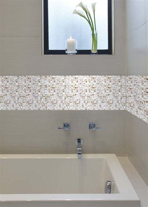 beautiful bathroom ideas from pearl baths mother of pearl shell mosaic tile shower liner wall bath