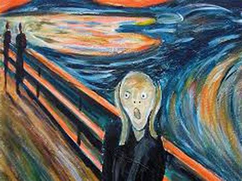 el grito de la los 10 cuadros m 225 s famosos del mundo