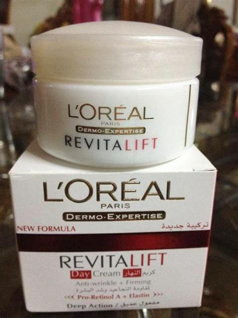 l oreal revitalift anti wrinkle and firming day review