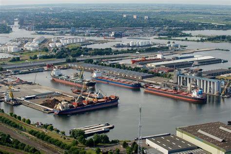 amsterdam porto amsterdam port region marks record year world maritime news