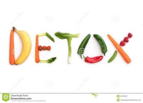A To Z Detoxing by Detox Concept Stock Photo Image Of Healthy Nutrition