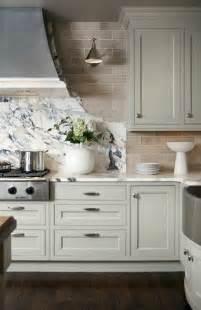 Kitchen Marble Backsplash 40 awesome kitchen backsplash ideas decoholic