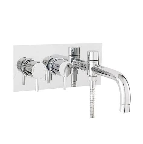 wall bathtub faucets wall mounted bathtub faucets with diverter tubethevote