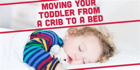 Moving Toddler From Crib To Bed Articles And Parentsavvy