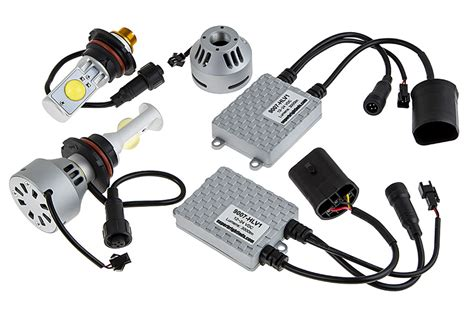 how to install led lights in car headlights led headlight kit 9007 led headlight bulbs conversion