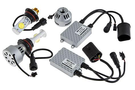 automotive led light kits led headlight kit 9007 led headlight bulbs conversion