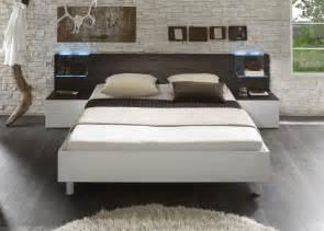 tete lit avec chevet