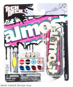 almost tech deck fingerboard tech deck almost skateshop skate europe